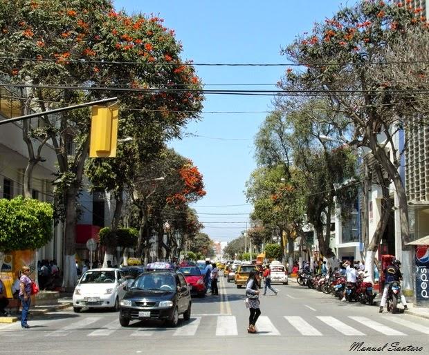 Chiclayo, Avenida Balta