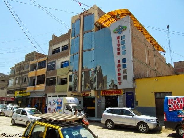 Chiclayo, Hotel Primavera