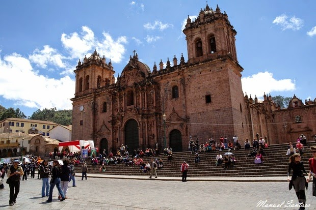 Cusco, Catedral