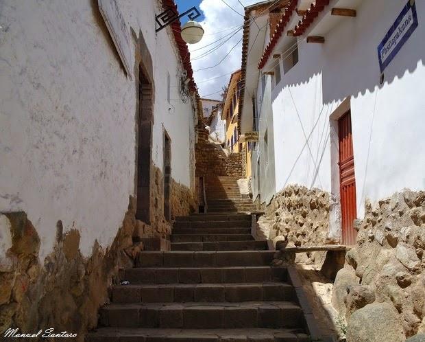 Cusco, San Blas