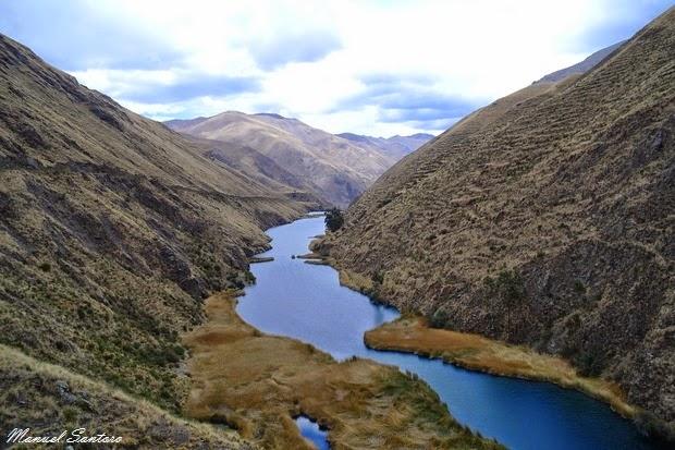 A piedi verso Huancaya