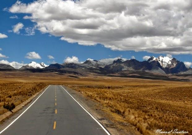 Da Huaraz a Lima