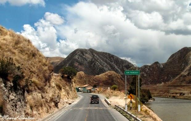 Valle del Rio Mantaro