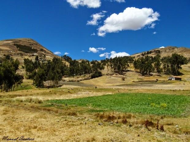 Da Punta Callan a Huaraz in mountain bike