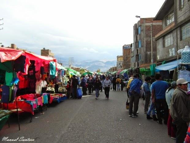 Huancayo, Feria Dominical