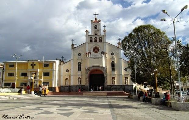 Huaraz, Iglesia del Señor de la Soledad