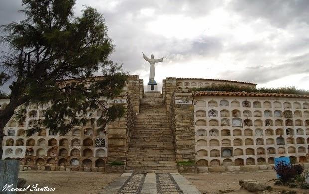 Yungay, cimitero