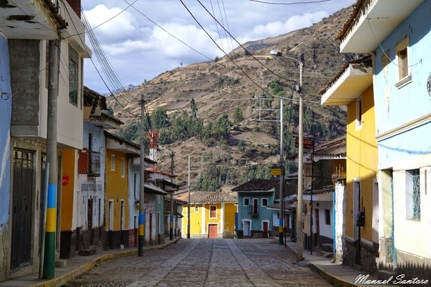 Chavin de Huantar, il centro abitato