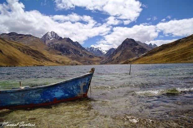 Parco Nazionale del Huascaran, Laguna Querococha