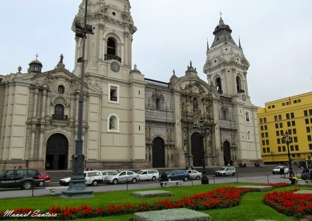 Lima, Cathedral