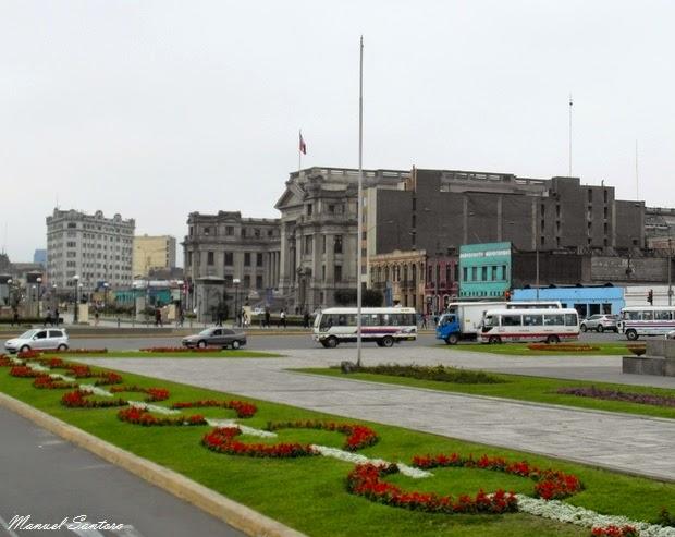 Lima, Palazzo di Giustizia