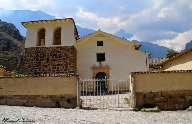 Ollantaytambo, iglesia de Santiago Apostol
