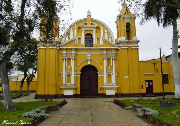 Trujillo, Iglesia de Santa Ana