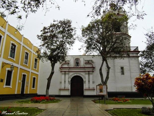 Trujillo, Iglesia de San Francisco