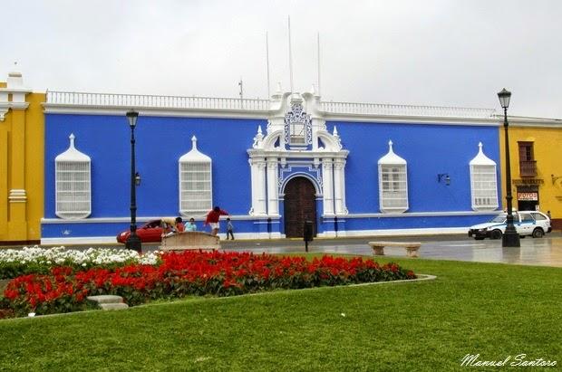 Trujillo, Municipalidad