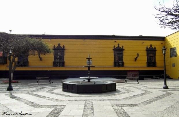 Trujillo, Casa del Mariscal de Obregoso