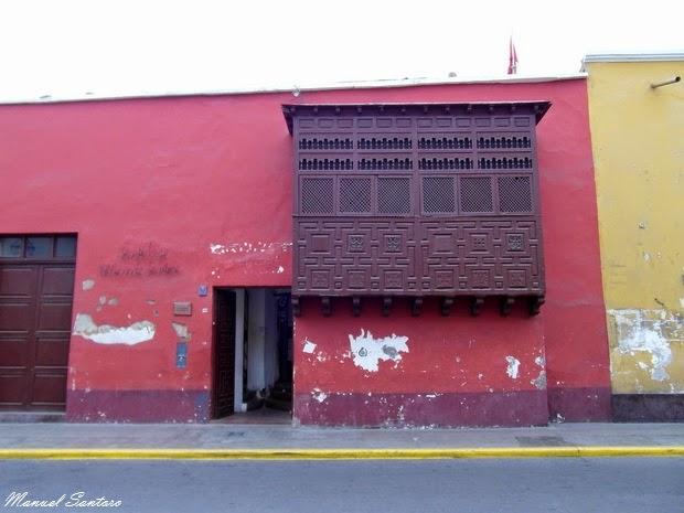 Trujillo. Hospedaje El Conde de Arce