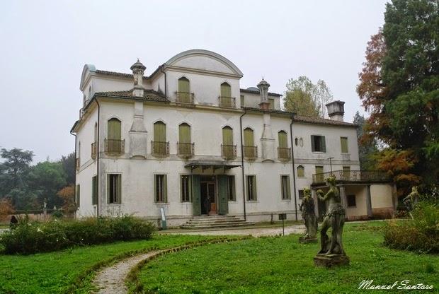 Riscossa di Mira, Villa Widmann