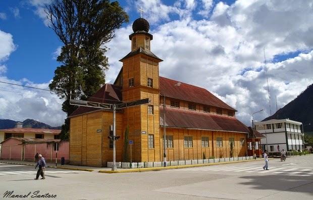Oxapampa, Iglesia Santa Rosa de Lima