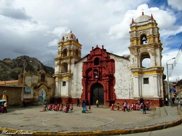 Huancavelica, Iglesia de Santo Domingo