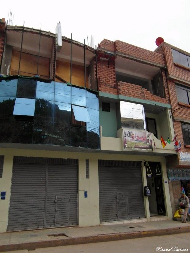 Huancavelica, Hostal D'Isabel