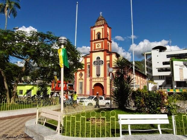 La Merced, Plaza de Armas