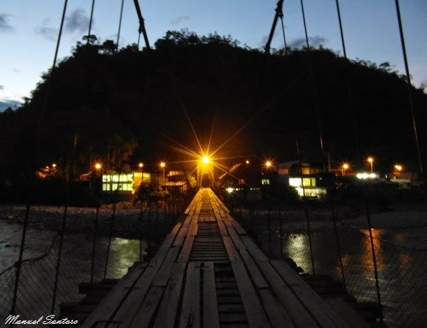 La Merced, Puente Kimiri