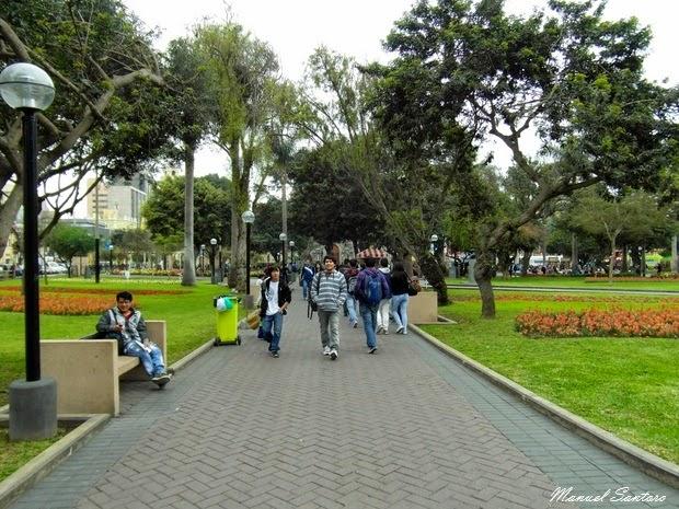 Lima, Central Park