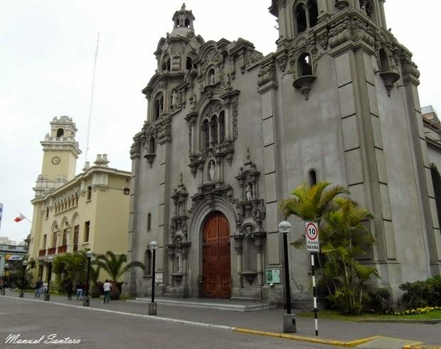 Lima, Iglesia Medalla Milagrosa
