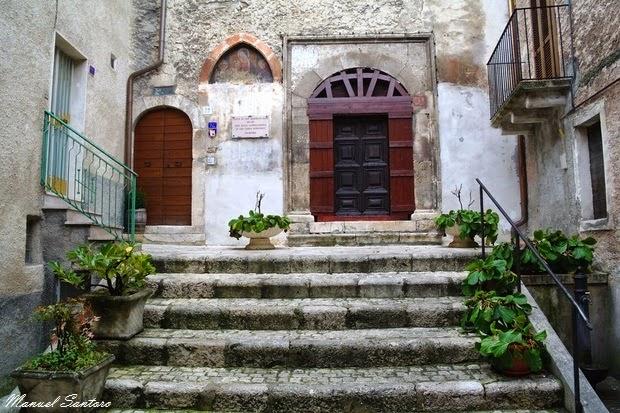 Pacentro, Chiesa di San Marcello Papa