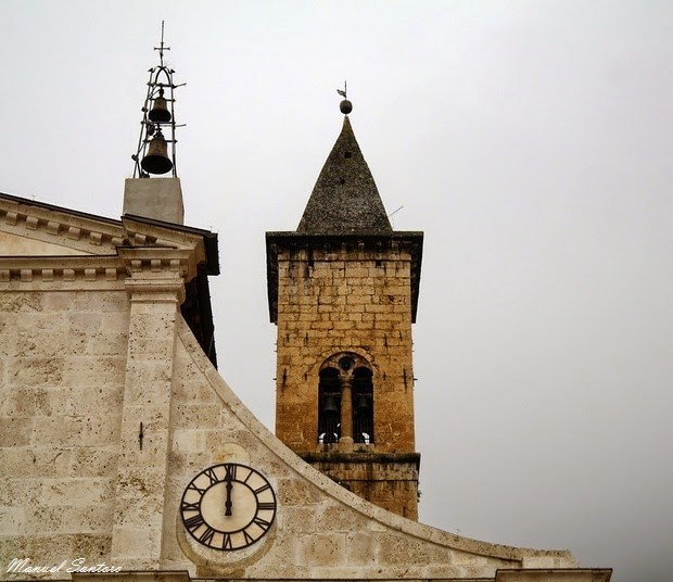 Pacentro, Chiesa Madre Santa Maria della Misericordia
