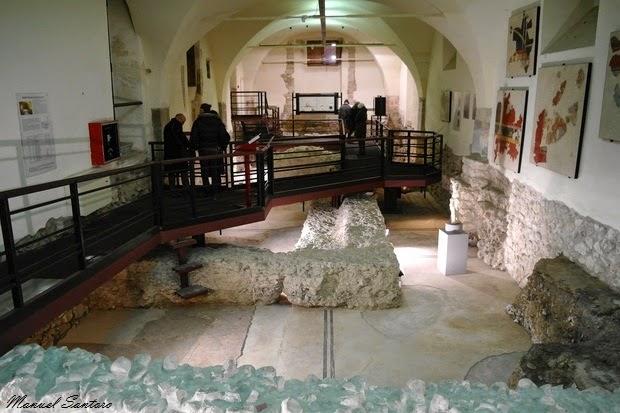 Sulmona, Domus di Arianna