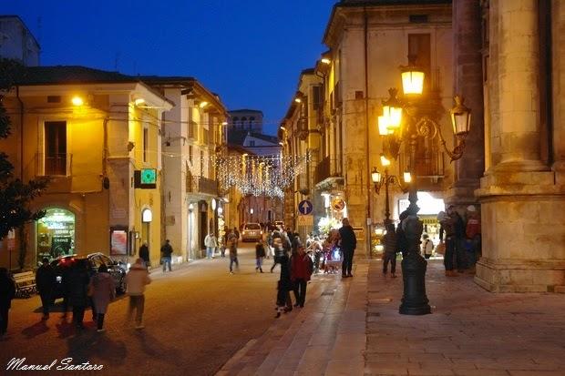 Sulmona, Corso Ovidio