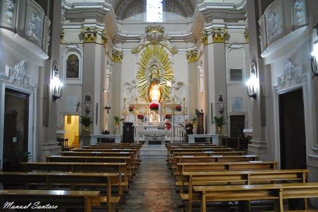 Sulmona, Chiesa di San Filippo Neri