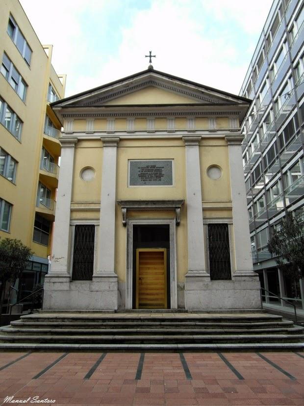 Chiasso, Oratorio della Madonna di Fatima