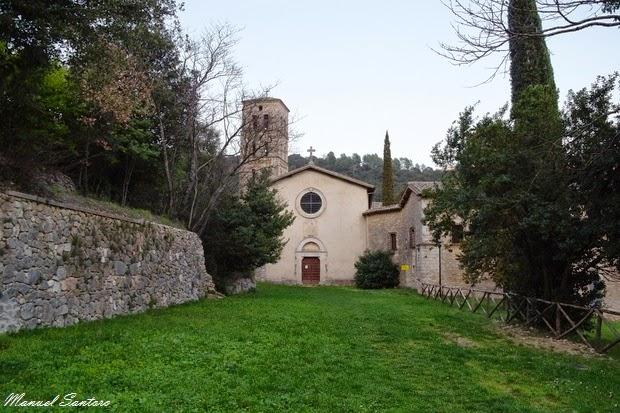 Ferentillo, abbazia di San Pietro in Valle