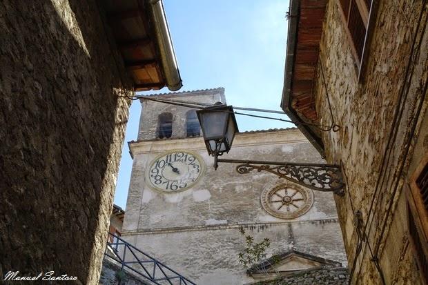 Ferentillo, Precetto. Chiesa della Madonna del Gonfalone