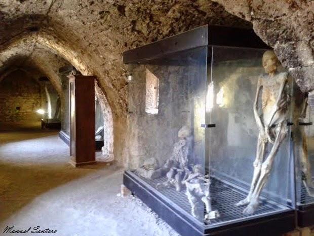 Ferentillo, Museo delle Mummie