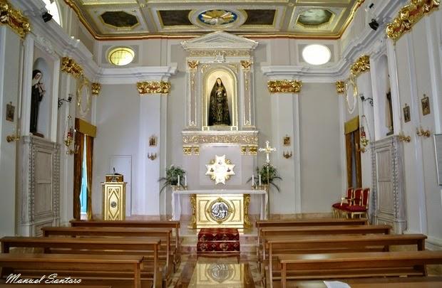 Guardiagrele, chiesa dell'Addolorata