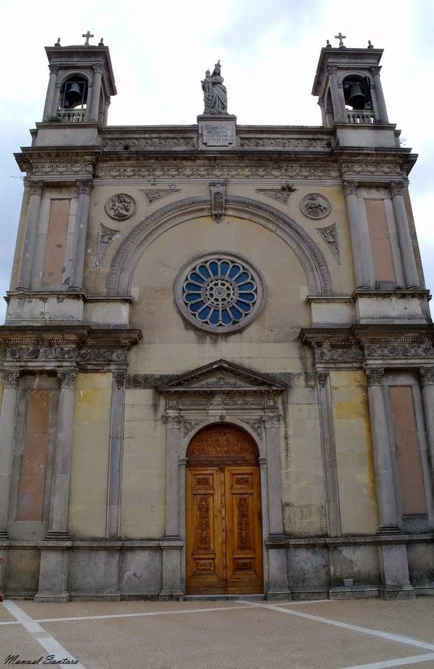 Guardiagrele, chiesa della Madonna del Carmine