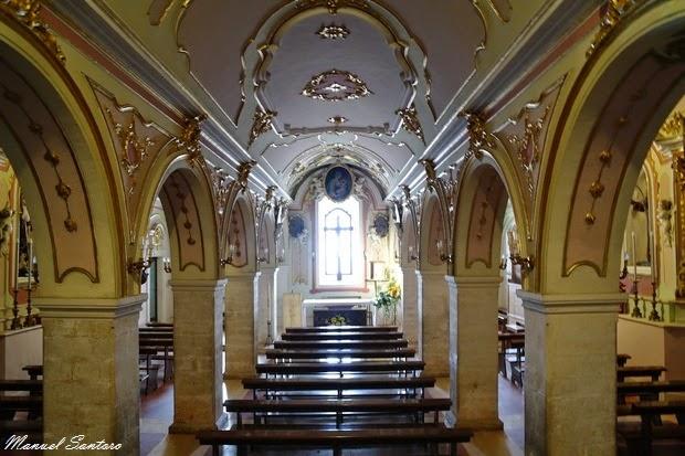 Guardiagrele, cripta di San Rocco