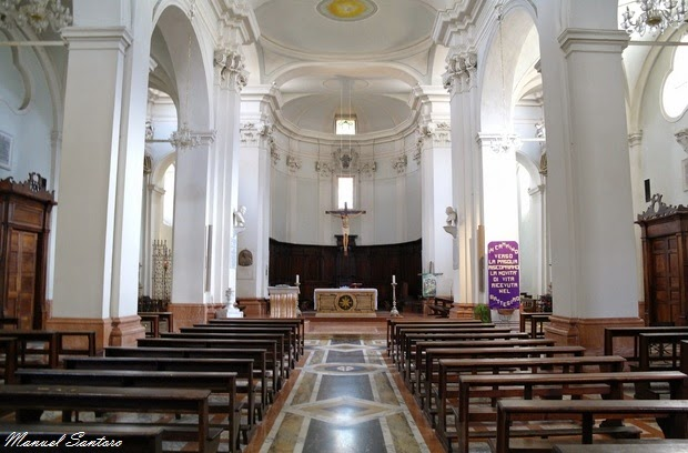 Norcia, Duomo di Santa Maria Argentea