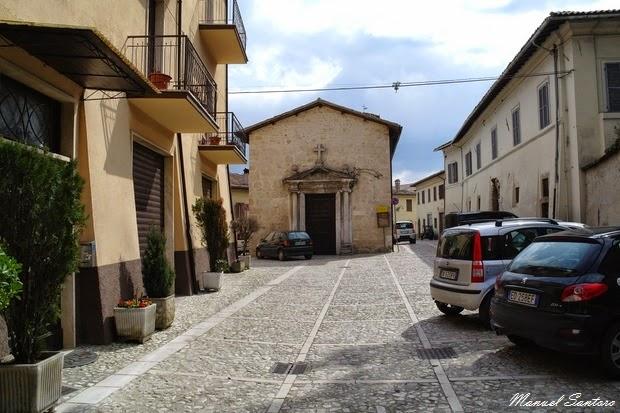 Norcia, chiesa di San Lorenzo