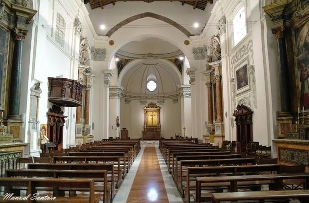 Norcia, Basilica di San Benedetto