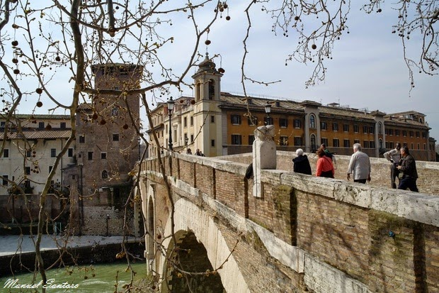 Roma, ponte Fabricio