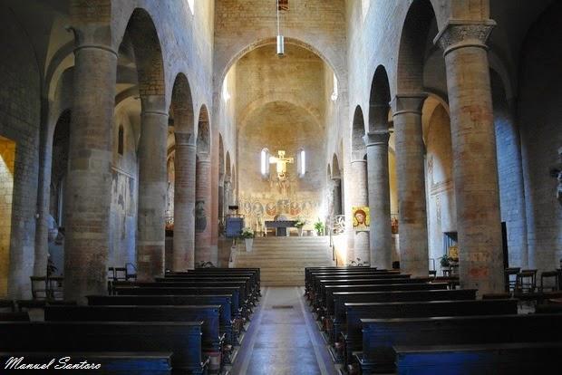 Spoleto, chiesa di San Gregorio Maggiore