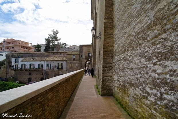 Lanciano, ponte Diocleziano