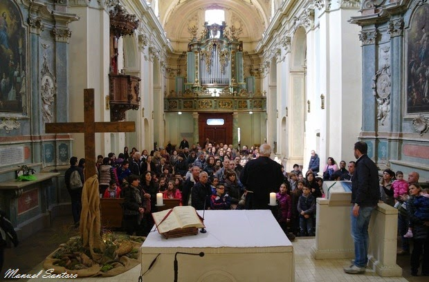 Lanciano, chiesa di San Francesco