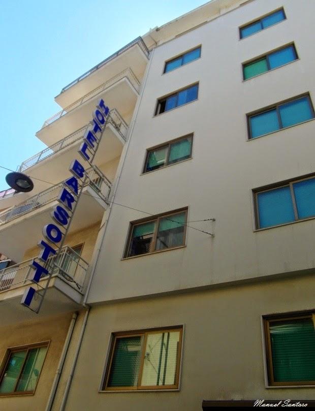 Brindisi, Hotel Barsotti