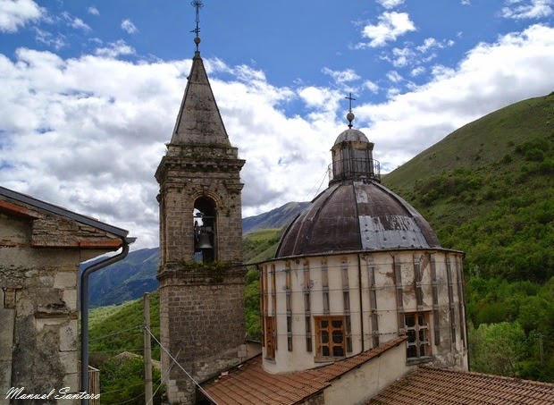 Cocullo, chiesa di San Domenico